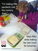 Inspire them to make lunch