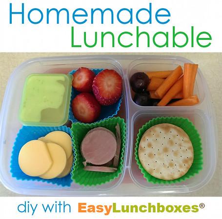 DIY Lunchable