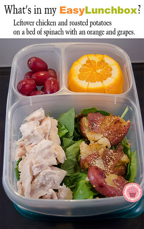 What's in my EasyLunchbox?