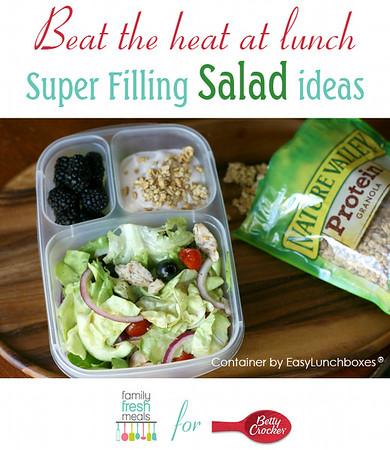 Super Filling Salad Ideas