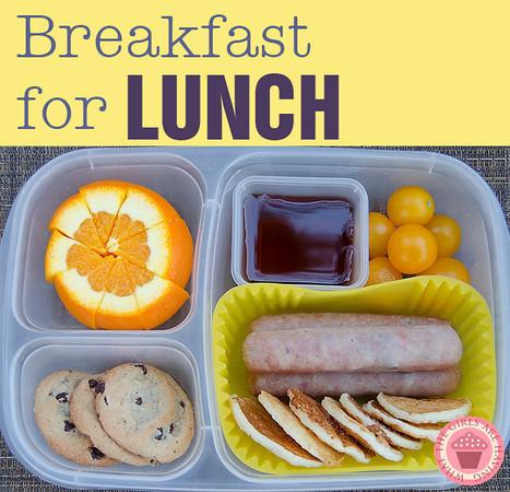 Breakfast Ideas in Your Lunchbox