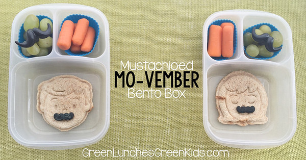 Movember EasyLunchboxes