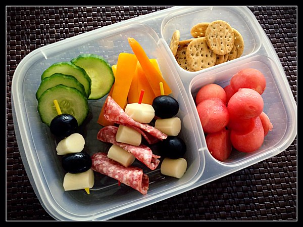 Lunch packed easy