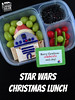 Star Wars Christmas Lunch Box