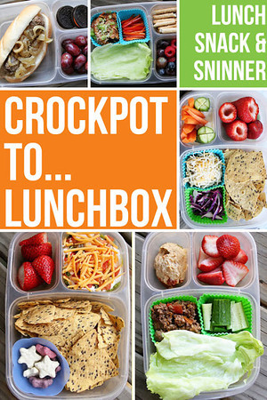 Crockpot to Lunchbox