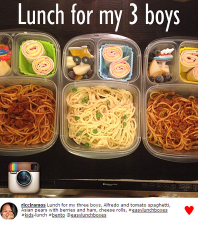 Lunch for 3