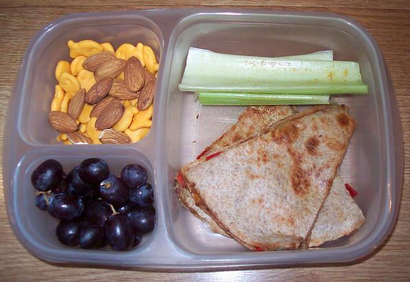 Last nights dinner = todays lunch