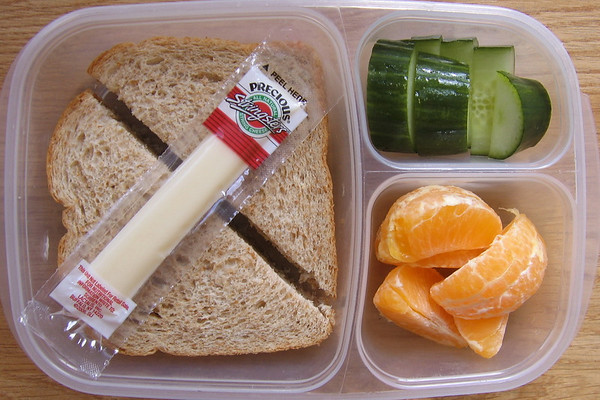 Simple and Satisfying lunch