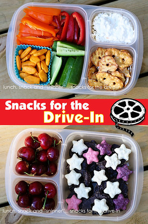 Drive-in snacks