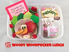 Woody the Woodpecker Lunch