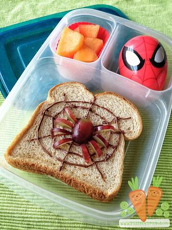 Spidey Lunch