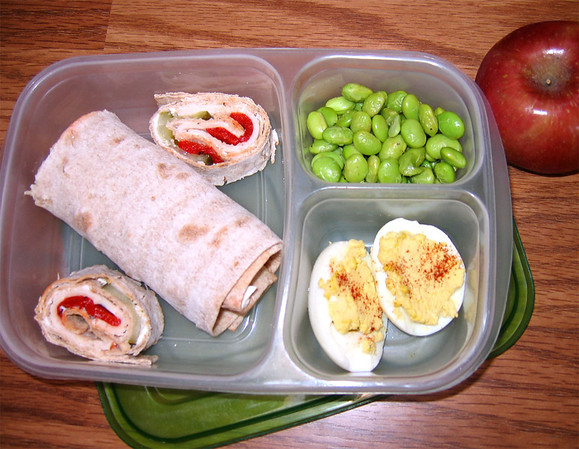 Wrap it up! Lunch box ideas for work or school