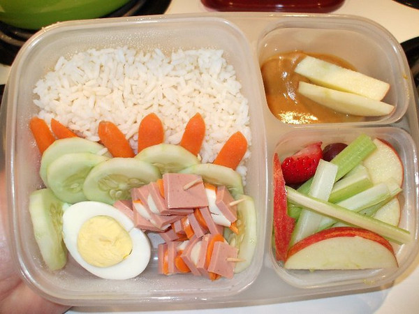 Healthy Lunch