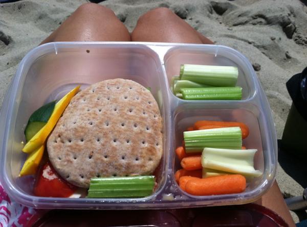 Beach bod lunches