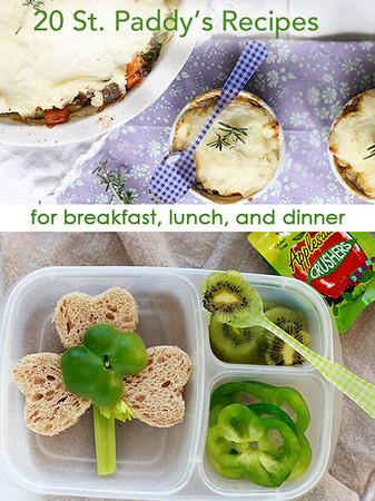 St. Patricks Day Lunch