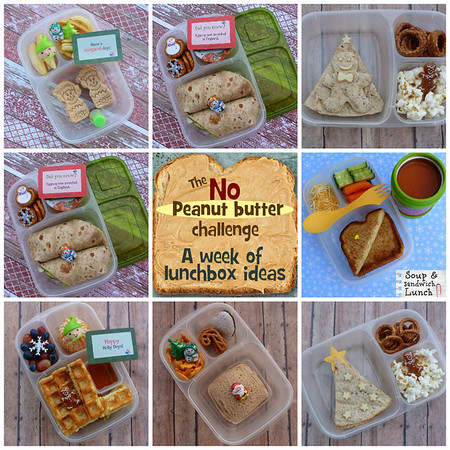 No Peanut Butter Lunches