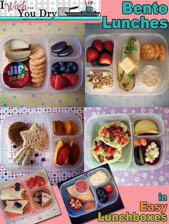 Make lunch easy!
