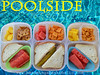 Poolside Packed Lunches