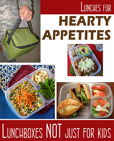 Hearty lunches