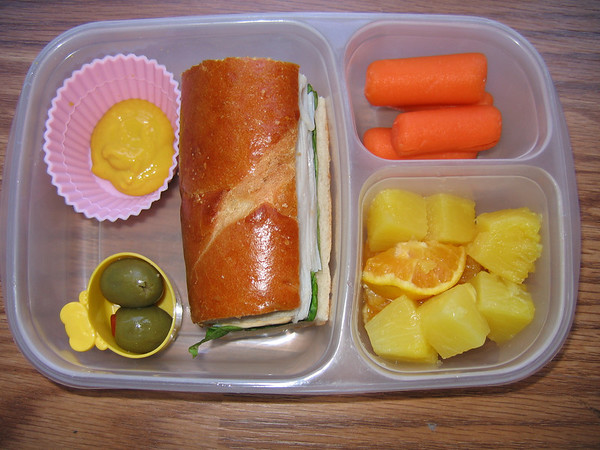 Quick and easy lunch