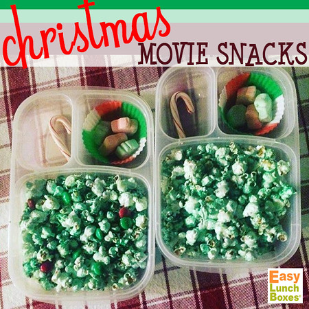 Christmas Movie Snacks