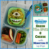 Monsters University Lunches