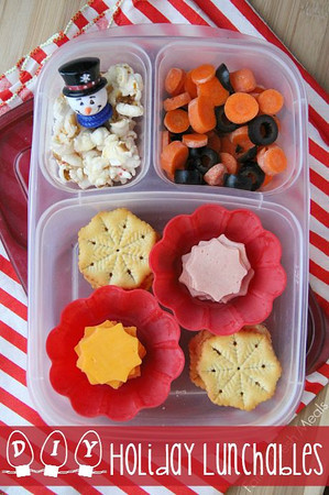 Holiday Lunchables