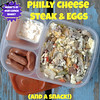 Philly Cheese Steak and Eggs