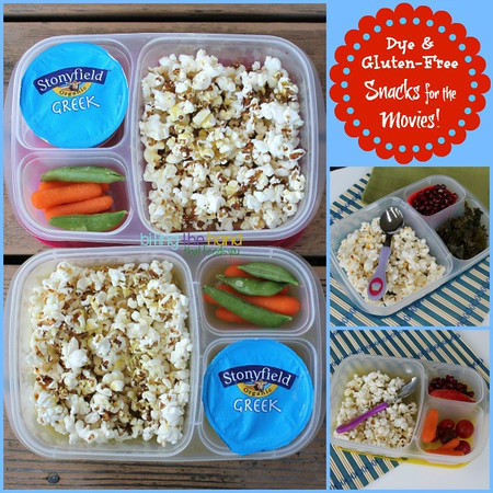 Bring your own movie snacks