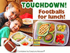 Football for Lunch!