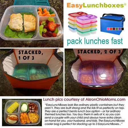 Cooler Bags for EasyLunchboxes