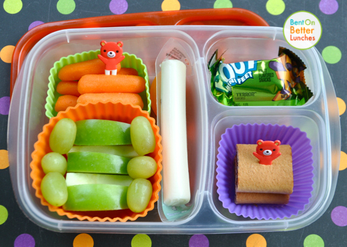 Better Lunches with EasyLunchboxes
