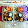 Chop Sticks Practice