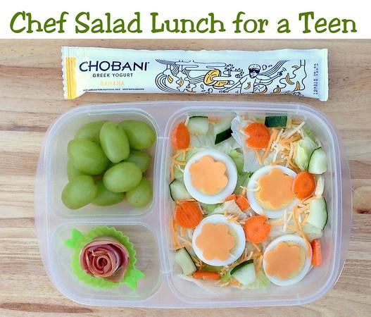 Healthy Teen Lunch