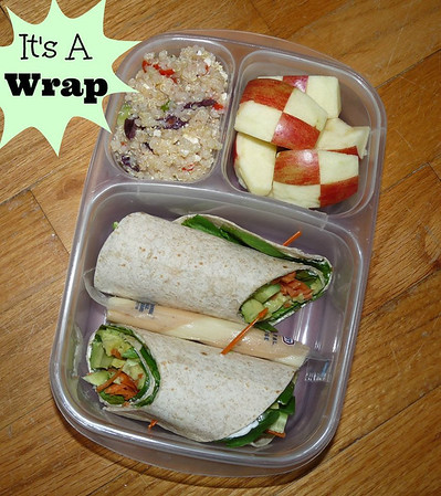 Wrap for lunch
