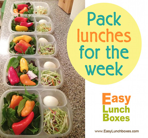 Weekly Lunches made easy