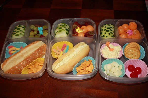 Compartmentalize Your Lunch