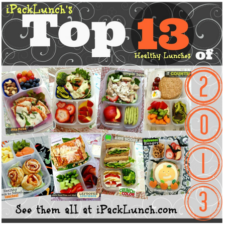 Favorite lunch box ideas of 2013