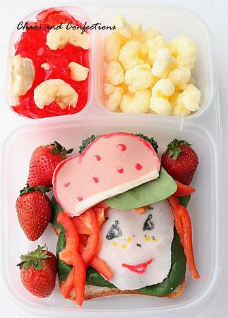 Pretty Lunch Ideas
