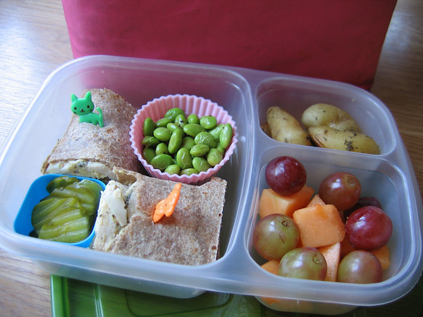 Bento with EasyLunchboxes