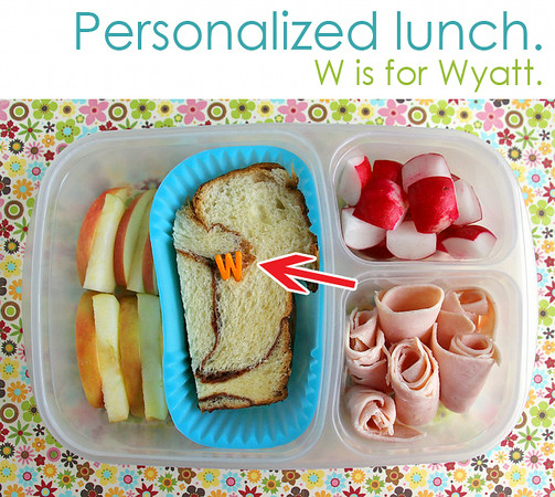 Personalized Lunches
