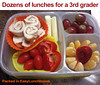 3rd grade lunches