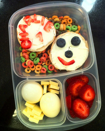 Colorful Lunch