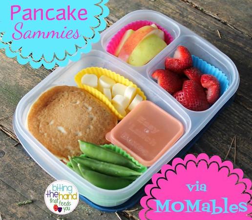 Pancake Sammies