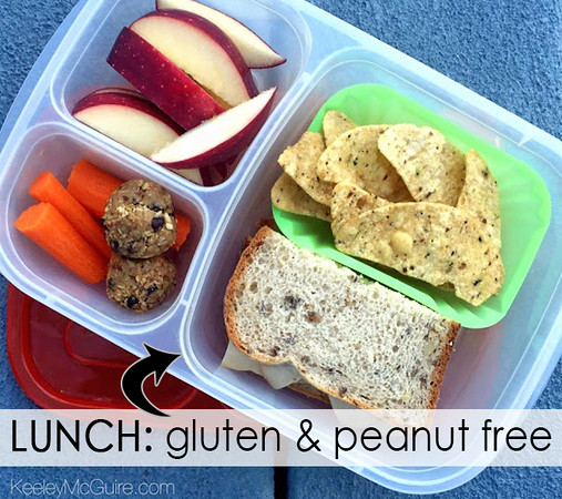 Allergy Friendly Lunch
