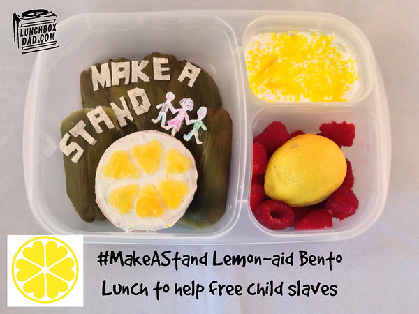 #MakeAStand Lunches