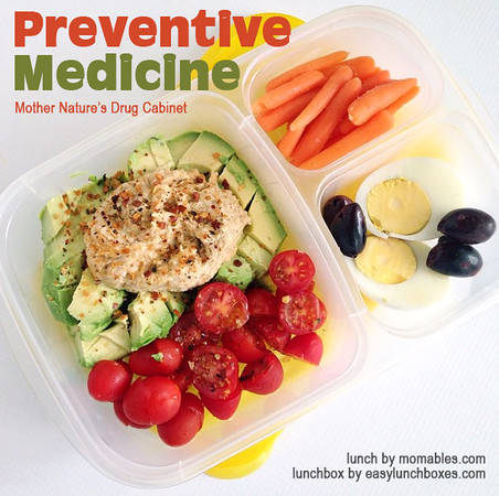 Healthy Lunch - Preventive Medicine for long life