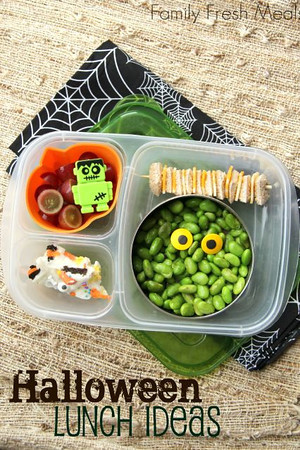 Spooky Lunch Ideas