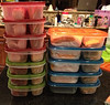 Pack lunches for the whole week