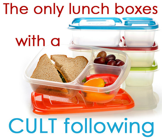 Everyone loves EasyLunchboxes